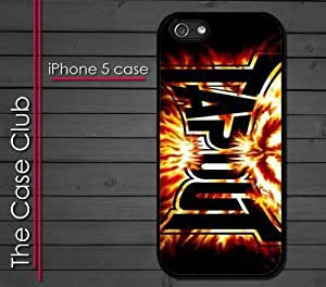 Pink Ladoo? iPhone 5C Case - Tapout Flames ufc mma fighting tapout