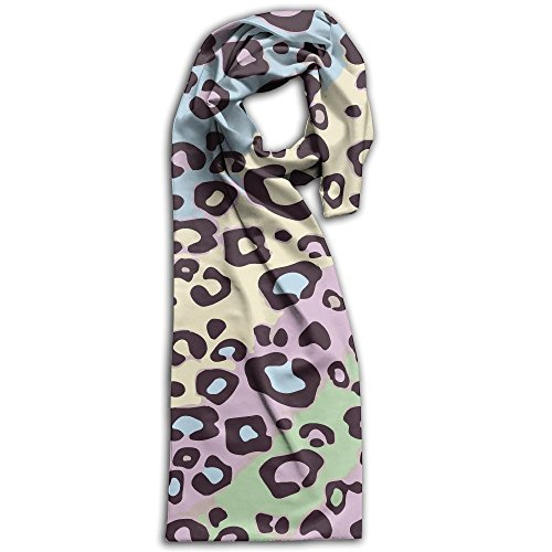 Animal Leopard Print Winter Light.Lightweight Scarf Print Soft Warm Towel Smelless.New Style.Fashion.Fever Stylish Scarves Best - Gate Fountain Rays