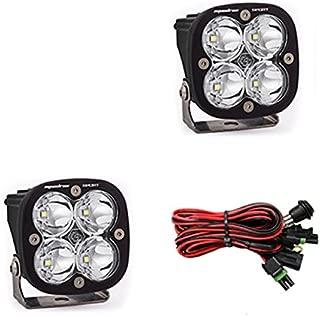 product image for Baja Designs Squadron Sport Pair UTV LED Light Spot Led Pattern