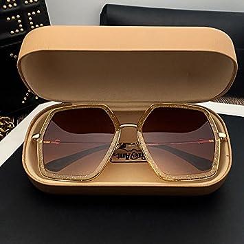 KLXEB Sonnenbrillen, Uv-Strahlen, Langes Gesicht Und Dünnen Sonnenbrille Für Sonnenschutz Im Sommer, Schwarz
