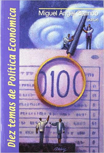 Descarga gratuita de libros electrónicos en línea en pdf. Diez temas de politica economica (10 Temas) PDF MOBI 8484690423