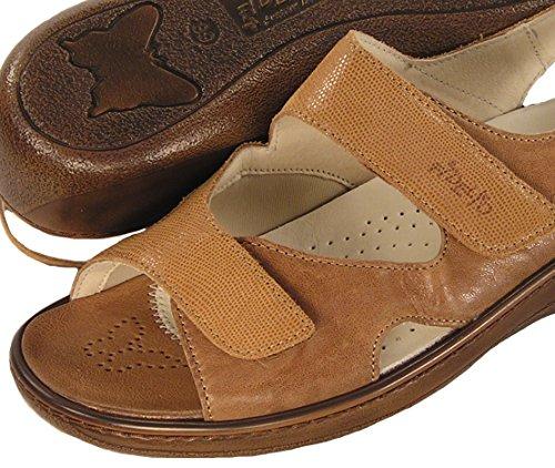 Fidelio Femmes Hallux Fabia Bunion Relief Réglable Sandale 434014 (tan)