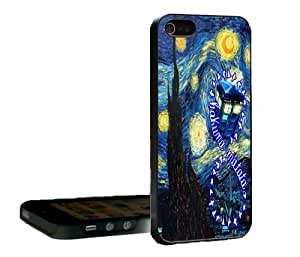 Starry Night Tardis Hakuna Matata iphone 4s Case