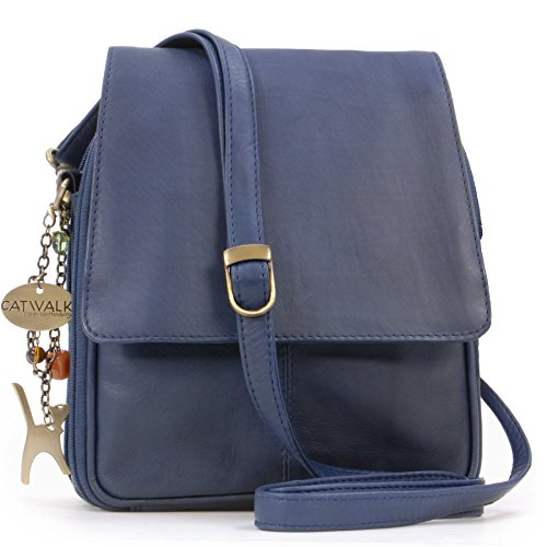 Sac besace cuir Collection