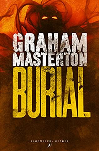 book cover of Burial