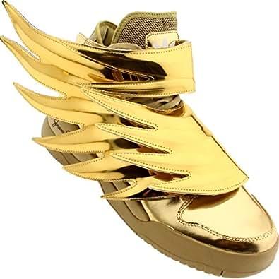 Amazon.com | Adidas x Jeremy Scott Men JS Wings 3.0 (gold