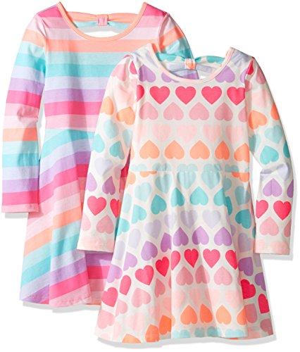 casual dress for toddler girl - 2