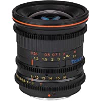 Tokina Cinema 11-16mm F/3.0-22 Wide-Angle-Zoom Fixed Zoom 11-16mm T3.0 with Micro Four Thirds Mount, Black (TC-116M43)