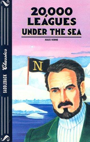 20000 Leagues Under The Sea  Saddleback Classics