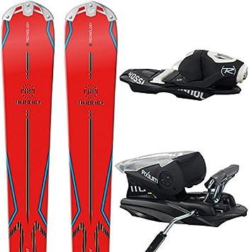 Pack esquí rossignol Pursuit 16 Aramid Basalt Tpx con Fix Rossignol Axium 110 TPI2 B83 Black White – 156: Amazon.es: Deportes y aire libre