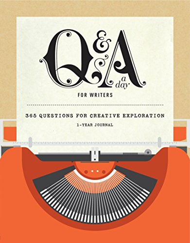 (Q&A a Day for Writers: 1-Year Journal)