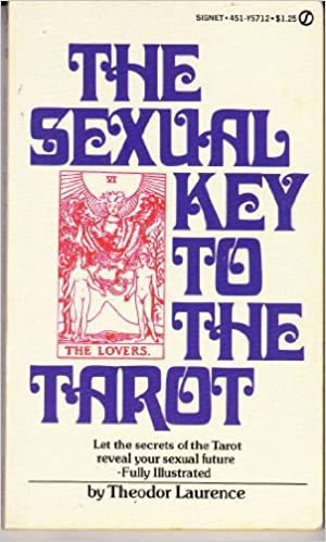 Book The Sexual Key to the Tarot
