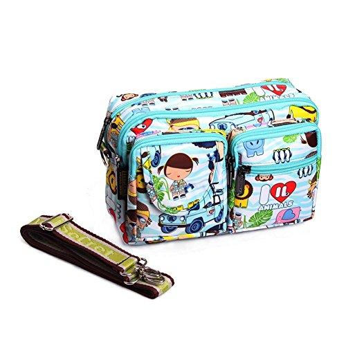 Sincere® Taschen / Messenger bag / Outdoor-Sporttasche-2