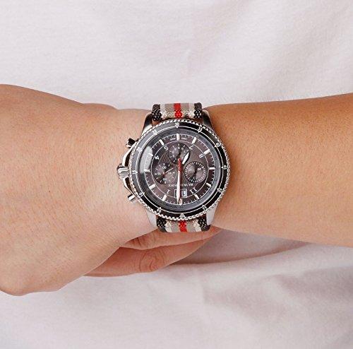Burberry Endurance Bu7601 Black Chronograph Men's Watch by BURBERRY (Image #5)