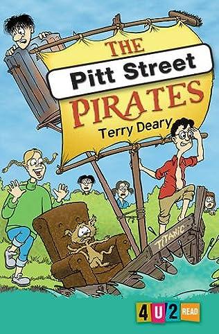 book cover of Pitt Street Pirates