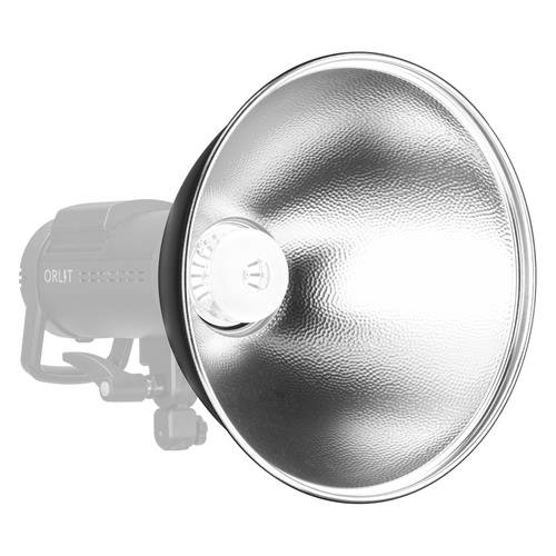 Glow 70 Degree Magnum Reflector with Diffuser for Bowens Mount Flash Heads by Glow