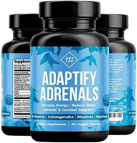 Adrenal Support Cortisol Manager Ashwagandha