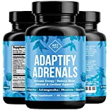 Best Adrenal Fatigue Supplements - Adrenal Support & Cortisol Manager - Natural Adrenal Review