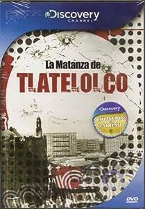 La Matanza de Tlatelolco -- Discovery Channel [NTSC/Region 0 dvd. Import - Latin America] (Spanish audio)
