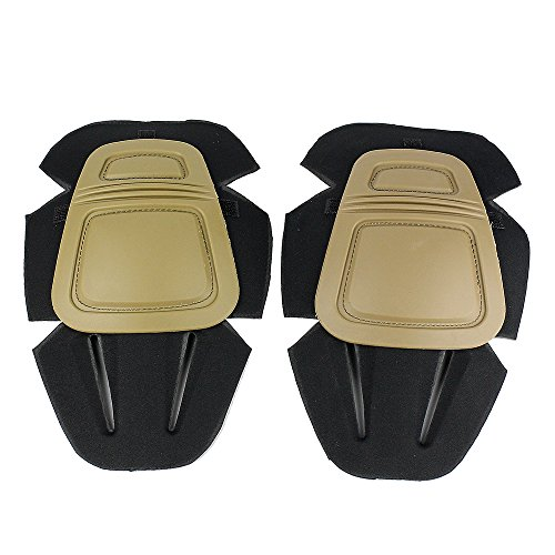 Emerson Tactical Protective G3 Combat Knee Pads for Military Airsoft Hunting Pants Tan (Emerson Army compare prices)