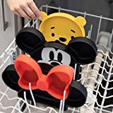Bumkins Disney Silicone Grip Dish, Suction