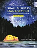 img - for Small Business Management: Creating a Sustainable Competitive Advantage book / textbook / text book