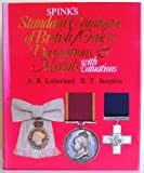 The Standard Catalogue of British Orders, Decorations and Medals, E. C. Joslin, 090760532X