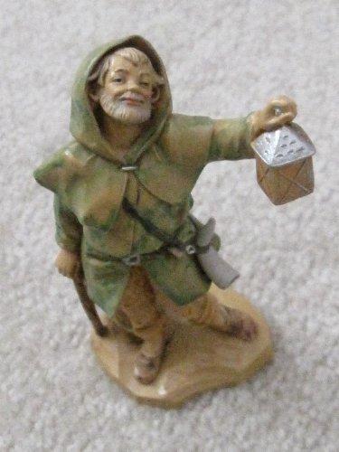 Mordecai, Villager Holding Lamp & Cane .......... 5