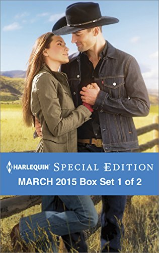 book cover of Harlequin Special Edition March 2015 - Box Set 1 of 2