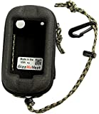Garmin Montana 650t 650 600 Montana Case, Heavy-Duty in Black with Cord Loop & Lanyard with Clip.