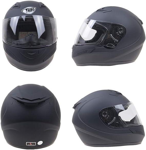 KKmoon Casco Trenzas Moto Trenzas de Pelo Rampa de Gradiente con Ventosa para Motocross,21 Pulgadas(Negro /& Gris)