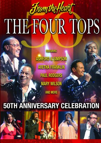 Four Tops: 50th Anniversary -