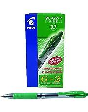 Pilot G207 Intrekbare Gel Rollerball 0,7 mm Tip