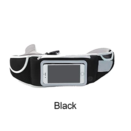 Ownsig Outdoor Riding Running Sport Phone Waist Bag Closed Fitted Guard  Waterproof Breathable Against Theft Touched f3b6fc051bebd