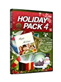 Holiday Pack Vol.4 for PowerDirector 12 [Download]