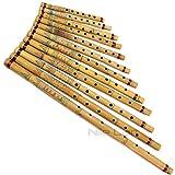 ALSAID BAYOMY Egyptian Kawala Qaww?l Ney Nay Flute Woodwind FULL Set 12 pcs by NileCart