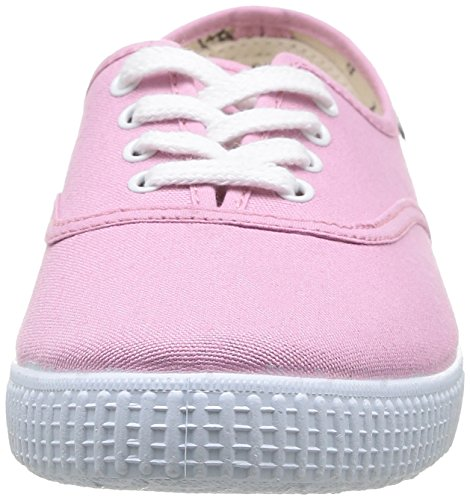 Rosa Lona Inglesa Merlot Sneakers Victoria unisex x8ISnU