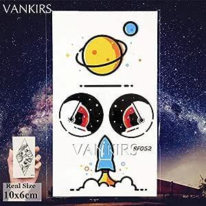 tzxdbh VANKIRS Anchor Viking Birds Fonts Tatuajes Impermeables ...