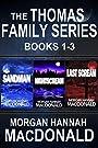 The Thomas Family: SANDMAN, NIGHTSCREAM, LAST SCREAM