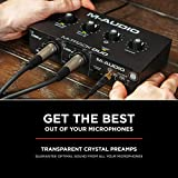 M-Audio M-Track Duo – USB Audio Interface for
