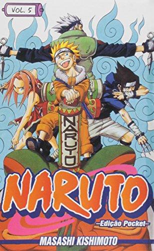 Naruto Pocket - Volume 5