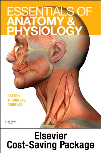 Essentials of Anatomy and Physiology - Elsevier eBook on VitalSource (Retail Access Card) and Anatomy and Physiology Online Course (Access Code) Package, 1e