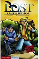 Lost: A Tale of Survival (Graphic Quest) Library Binding