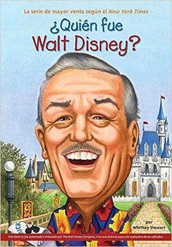 /¿Qui/én fue Walt Disney?