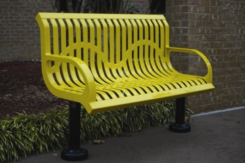 Webcoat, Inc. B6WBCLASSICWINGLINESM Wingline Benches