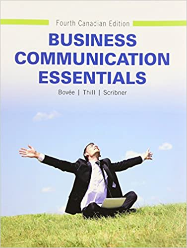 Business Communication Essentials 5th Edition Pdf