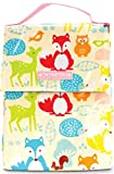The Piggy Story 'Fox & Woodland Animals' Insulated Wipe-Clean GoGo Lunch Sack for Kids