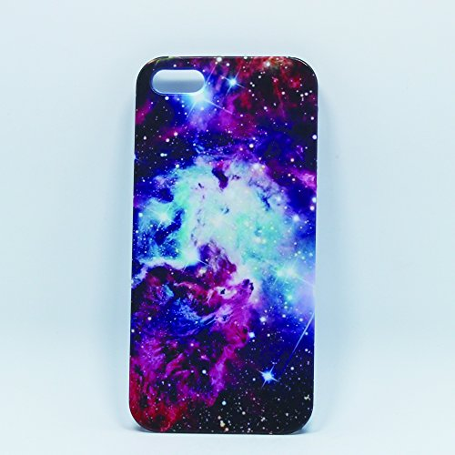 Phone Book Transfer (Galaxy Space Universe Iphone Pattern SE/5S Matte Case, Customizable Iphone 5 Cover)