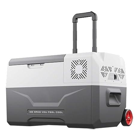 MY1MEY Compresor portátil Nevera Congelador Nevera, Automóvil y ...