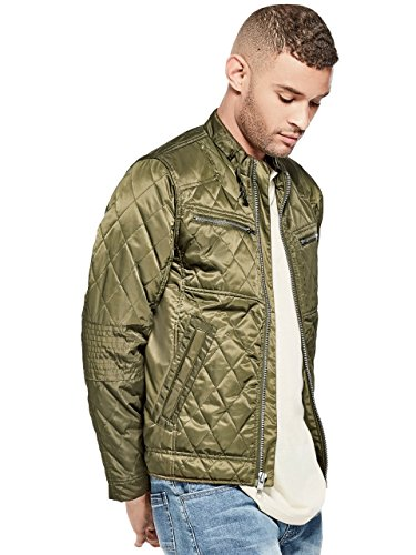 Guess Quilted Coat - 2